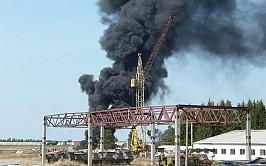 Площадка ликвидации чрезвычайных ситуаций на объектах  незавершённого строительства