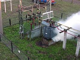 Площадка ликвидации чрезвычайных ситуаций на объектах электроснабжения