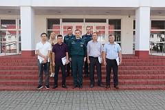 Group training 12.06–23.06.2021