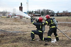 Group training 03-05.02.2020