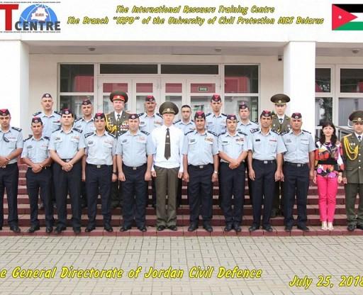 Group training 23-27.07
