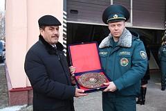 Visit from Uzbekistan