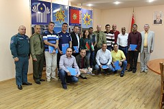 Group training 01-05.07.2019
