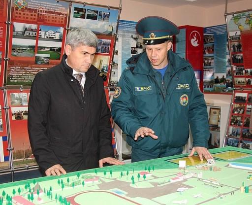 Visit from Moldova