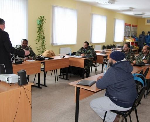 Group training 20-24.02.2018