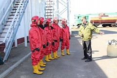 Group training 02-13.04.18