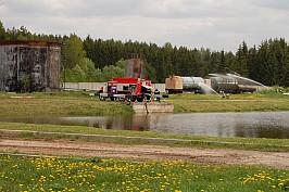 Водоём для отработки комплекса спасательных мероприятий на воде, а также при наводнениях и подтоплен