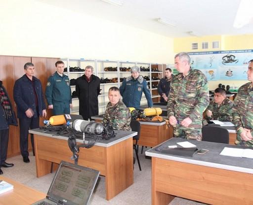 Делегация из Узбекистана 15.03.18