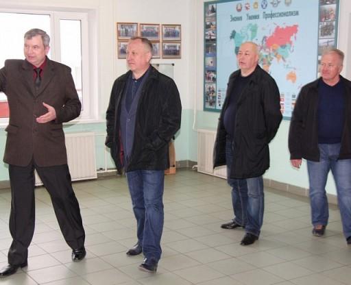 Делегация из Украины