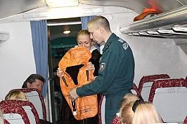 УТК по обучению летных и кабинных экипажей действиям в ЧС